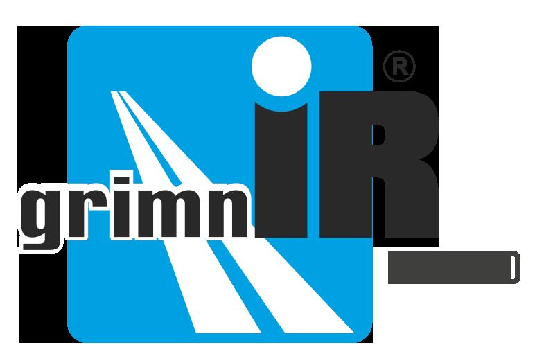 Logo grimnIR Colorido