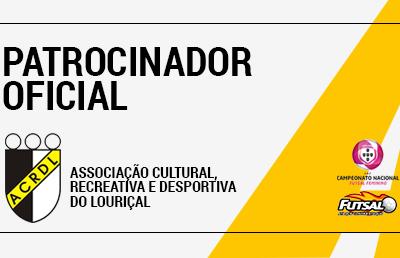 Patrocinador Oficial ACRD Louriçal