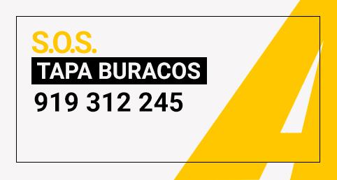 SOS Tapa Buracos
